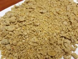 Соевый жмых шрот (макуха) протеин 43 любые объемы доставка