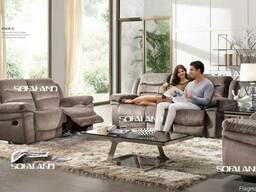 Sofaland мягкая мебель(реклайнер и диван-кровать) Sofalan