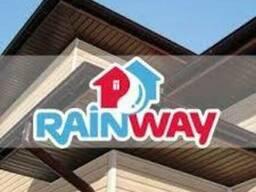 Софит Rainway (Рейнвей) перфорированный и сплошной, подшива.