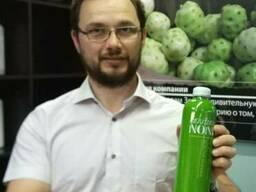 Сок Нони Экстра с оливой в Украине