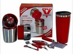 Соковыжималка Pro V Juicer набор для карвинга