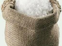 Соль кухонная сорт 1 помол 0 в полипропиленовых мешках по 50
