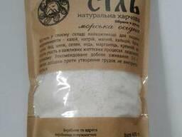 Соль морская пищевая сивашская