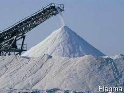 Соль техническая насыпом