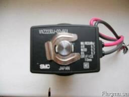 Соленоидный клапан резьбовой тип VXZ2230. .