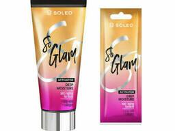 Soleo So Glam лосьон для загара So Moist double 15 ml + 15 ml