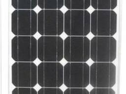 Солнечная батарея (фотомодуль) 100Вт моно PLM-100M
