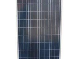 Солнечная батарея (фотомодуль) 100Вт поли PLM-100P