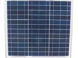 Солнечная батарея (фотомодуль) 30Вт поли PLM-30P