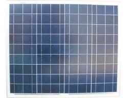 Солнечная батарея (фотомодуль) 50Вт поли PLM-50P