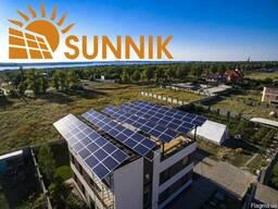 30 кВт Солнечная электростанция Зеленый тариф