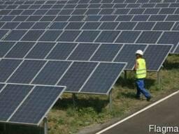 """Солнечная электростанция """"под ключ"""""""