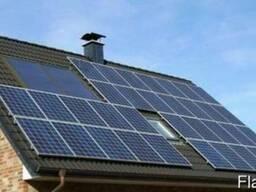 Солнечная электростанция на 5 кВт (Altek, AKSG) эконом