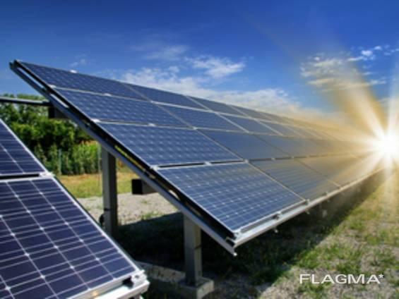 Солнечная электростанция проект участок земли 26 га - ПРОДАЖА