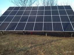 Солнечная электростанция. Зеленый тариф.