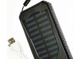 Солнечная зарядная батарея Power Bank UKC 25800 mAh