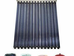 Солнечный коллектор Immergas Basic Sol Lux V2 вакуумный
