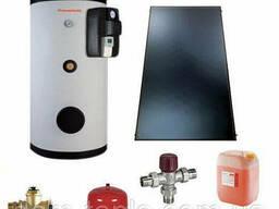Солнечный коллектор Immergas Inox Sol 200 V2 ☞ Пакетное. ..