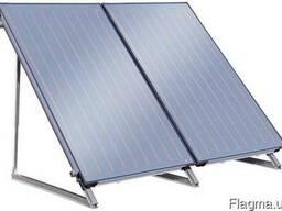 Солнечные установки (гелиоустановки)