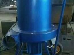 Соломорізка - подрібнювач соломи ІС-850. ТОВ Колосов і К