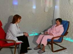 Будівництво соляних кімнат в медичних центрах