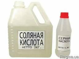 Соляна Соляная кислота тех (прекурсор)