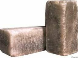 Соляные блоки 200х200х400 мм