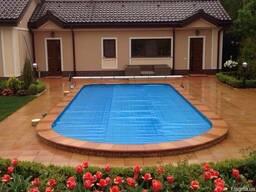 Солярная пленка для бассейнов