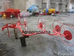 Сонечко грабли-ворошилки 5 колес