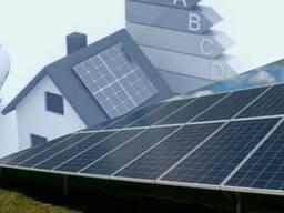 Сонячні електростанції, сонячні панелі, Зелений тариф