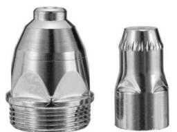 Сопло-электрод на плазмотрон P80.