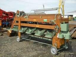 Сортировочная машина для картофеля и лука