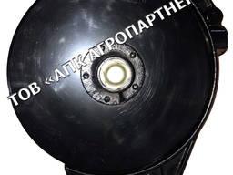 Сошник со смещением ОЗШ 00. 4130-Т с клеймом demetra сталь 65