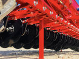 Сеялка зерновая СЗ - 400.03 редукторная ( в комплекте прикатка) - фото 2