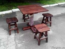 Скупка мебели (деревянной) для кафе, баров, ресторанов