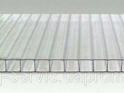 Сотовый поликарбонат 6 мм для теплиц