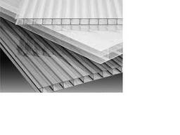 Сотовый поликарбонат 4 мм, прозрачный, купить, цена,