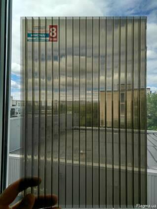 Сотовый поликарбонат 8мм Carboglass