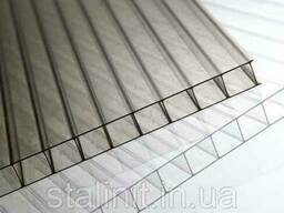 Сотовый поликарбонат Колибри s=6 mm