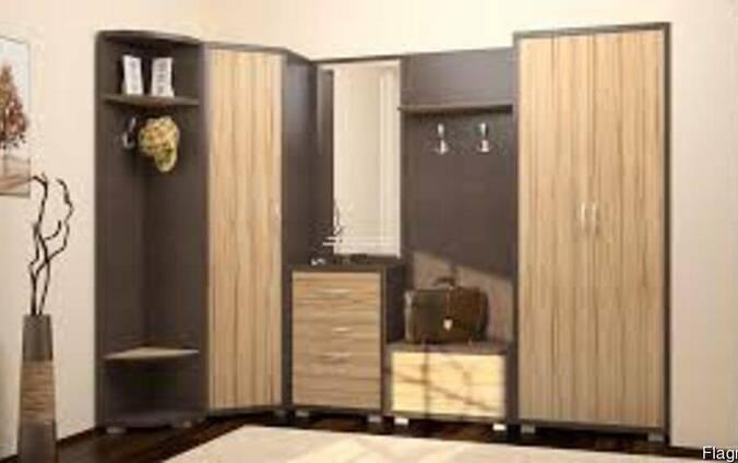 Современная мебель для прихожей на заказ