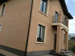 Современный благоустроенный дом в Новоалександровке