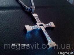 Современный крест Доминика Торетто, кулон Вин