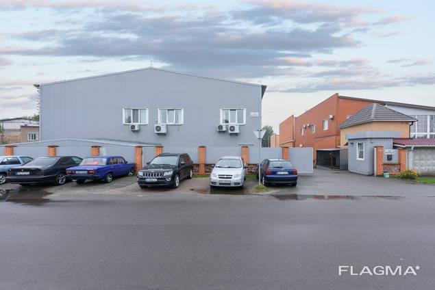 Современный новый завод, производство, цех, склад , логистический центр, Киев, Вышгород