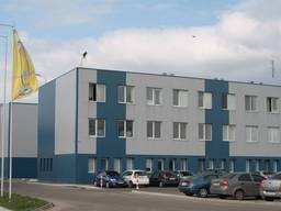 Современный офис в Киеве (левый берег, Троещина)
