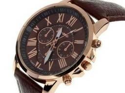 Современные наручные часы Geneva Uno Light. Унисекс
