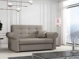 Спальный диван Clivia Silver II с доставкой. Недорого от Furnikon