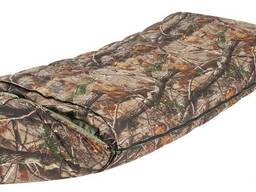 Спальный мешок с капюшоном 2м х 1.6м! -20 градусов! АКЦИЯ!