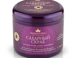 Spaquatoria Сахарный скраб для тела «Thai inspiration» Жасмин, иланг-иланг, плюмерия. .. .