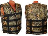 Спасательный жилет камуфляж - камыш - фото 2