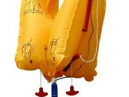 Спасательные Жилеты само надувные производства США и Ирланди
